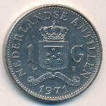 Антильские острова, 1 гульден (1971–1978 г.)