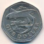 Барбадос, 1 доллар (1979 г.)