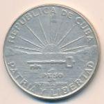 Куба, 1 песо (1953 г.)