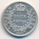 Британская Гвиана, 4 пенса (1940 г.)