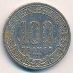 Камерун, 100 франков (1986 г.)
