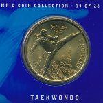 Австралия, 5 долларов (2000 г.)