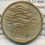 Австралия, 1 доллар (1993 г.)