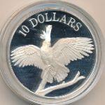 Австралия, 10 долларов (1990 г.)