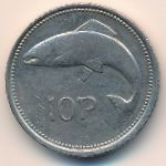 Ирландия, 10 пенсов (1993–1996 г.)