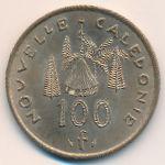 Новая Каледония, 100 франков (1976 г.)