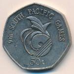 Папуа - Новая Гвинея, 50 тоа (1991 г.)
