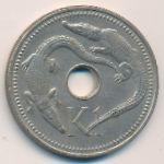 Папуа - Новая Гвинея, 1 кина (1975–1999 г.)