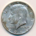 США, 1/2 доллара (1964 г.)