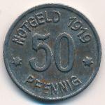 Бинген-на-Рейне., 50 пфеннигов (1919 г.)