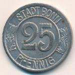 Бонн., 25 пфеннигов (1920 г.)
