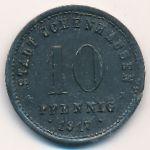 Ихенхаузен., 10 пфеннигов (1917 г.)