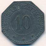 Пирмазенс., 10 пфеннигов (1917 г.)