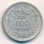 Португалия, 100 рейс (1910 г.)