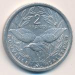 Новая Каледония, 2 франка (1971 г.)