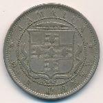 Ямайка, 1 пенни (1882 г.)