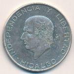 Мексика, 10 песо (1955 г.)