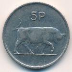 Ирландия, 5 пенсов (1980 г.)