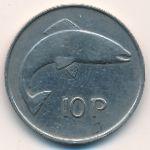Ирландия, 10 пенсов (1978 г.)