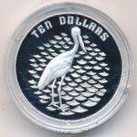Австралия, 10 долларов (1991 г.)