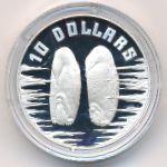 Австралия, 10 долларов (1992 г.)