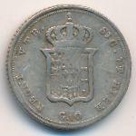 Неаполь и Сицилия, 10 грани (1835 г.)