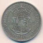 ЮАР, 2 1/2 шиллинга (1924 г.)