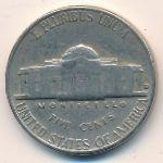 США, 5 центов (1961 г.)