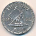Фиджи, 1 шиллинг (1936 г.)