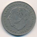 ФРГ, 2 марки (1978–1986 г.)