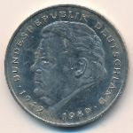 ФРГ, 2 марки (1990–1991 г.)