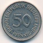 ФРГ, 50 пфеннигов (1982 г.)