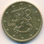 Финляндия, 50 евроцентов (2000 г.)