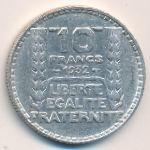 Франция, 10 франков (1932 г.)