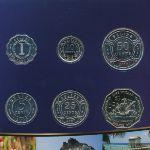 Белиз, Набор монет