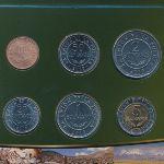 Боливия, Набор монет (2010 г.)