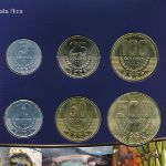 Коста-Рика, Набор монет