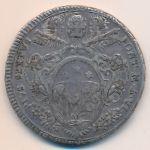 Папская область, 1 скудо (1780 г.)