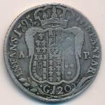 Неаполь, 120 гран (1795 г.)