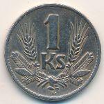 Словакия, 1 крона (1940 г.)