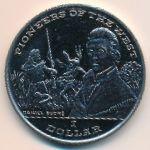 Либерия, 10 долларов (1996 г.)