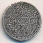 Марокко, 1 дирхам (1313 г.)