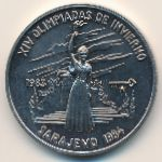 Куба, 1 песо (1983 г.)