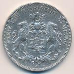 Гамбург, 5 марок (1902 г.)