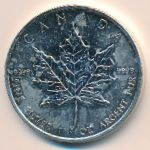 Канада, 5 долларов (2010 г.)