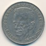 ФРГ, 2 марки (1979–1990 г.)