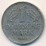 ФРГ, 1 марка (1963 г.)