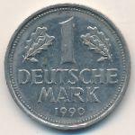ФРГ, 1 марка (1990 г.)