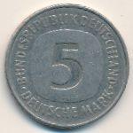 ФРГ, 5 марок (1978 г.)