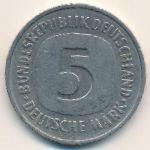 ФРГ, 5 марок (1979 г.)